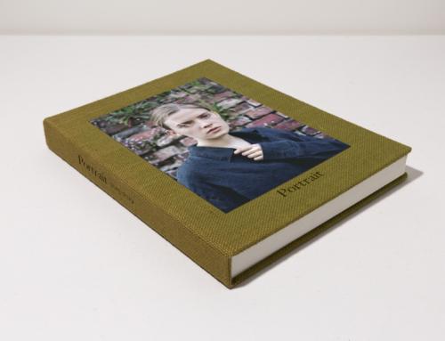 Boekontwerp Portrait